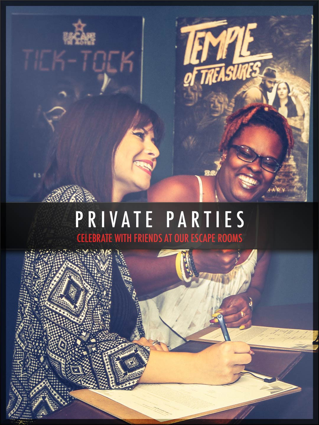 Provate Parties