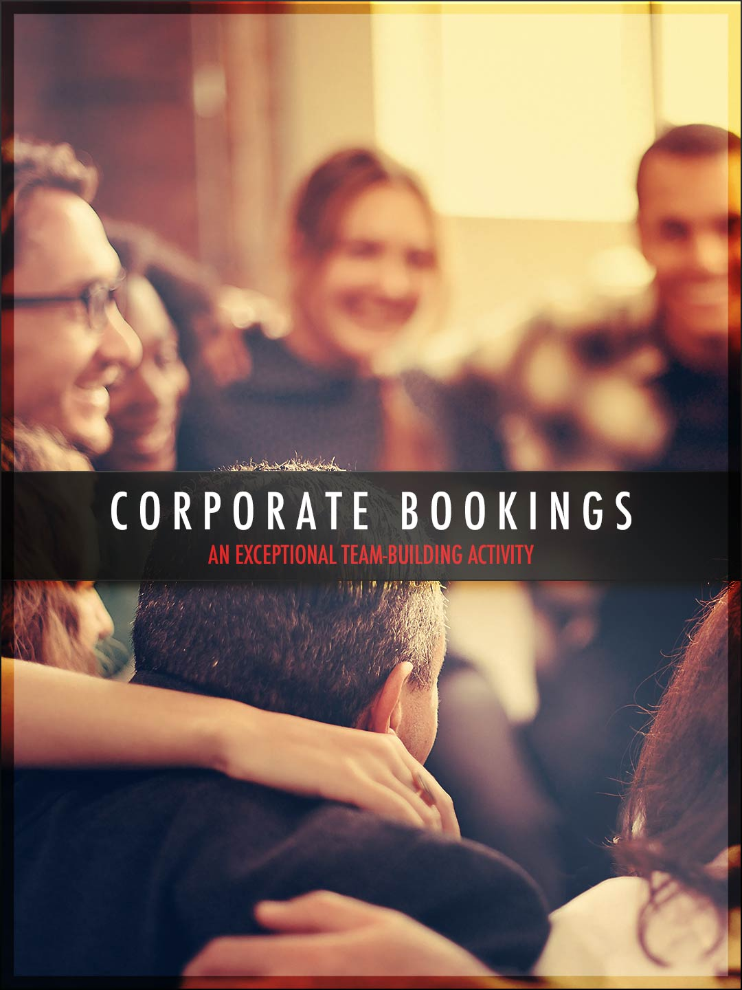 Escape Adventures - Corporate Bookings