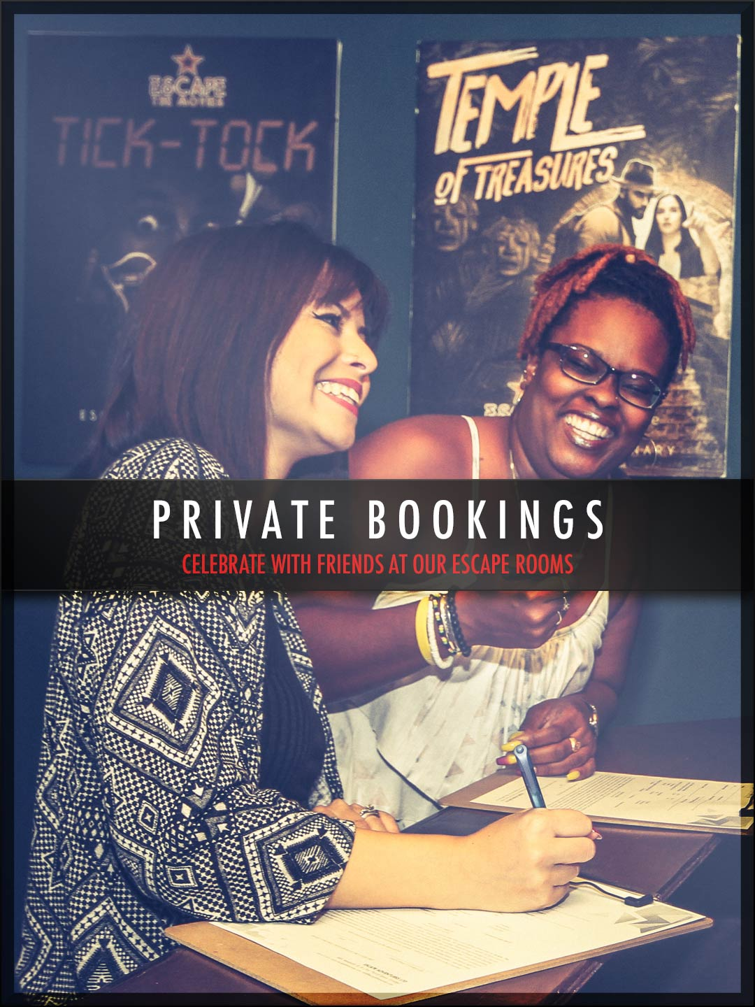 Escape Adventures - Private Bookings